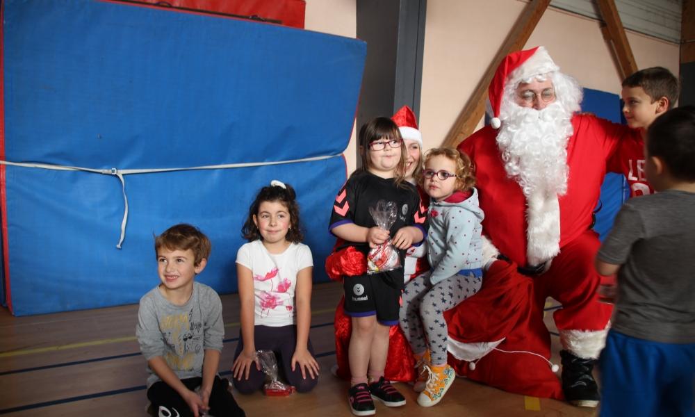 Galerie Matinée Parent/Enfants Noël 2017
